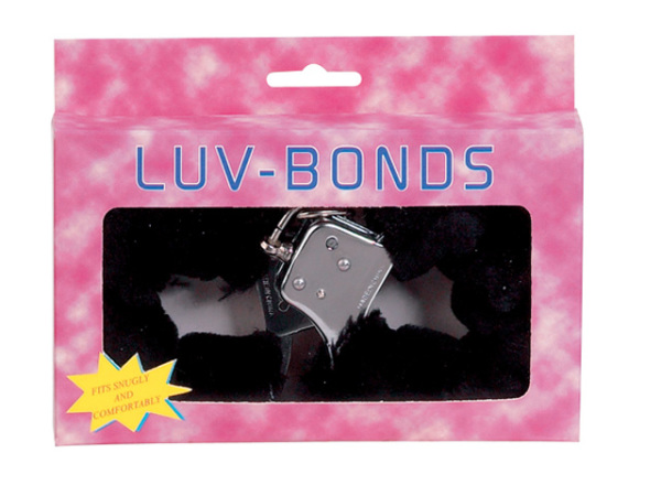 96291BLK-bx Luv Bonds (Black)