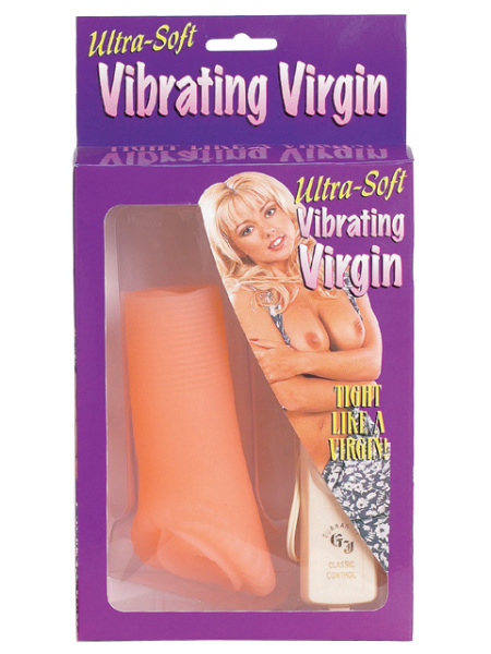 9834V-bx Ultra Soft Vibrating Virgin