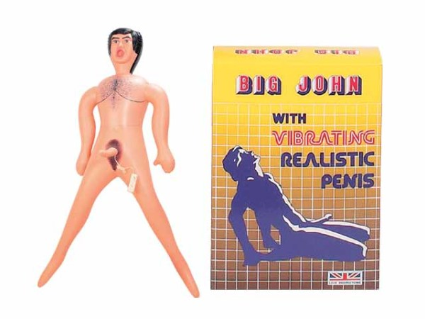 8341MV-bx Big John with Vibrating Penis