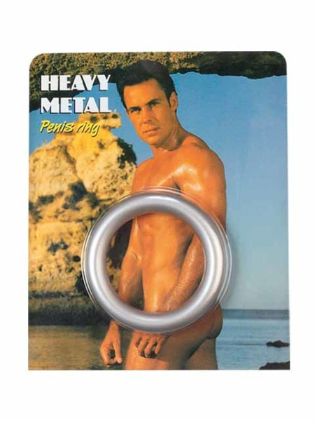 2K29-STG-bcd Heavy Metal Penis Ring
